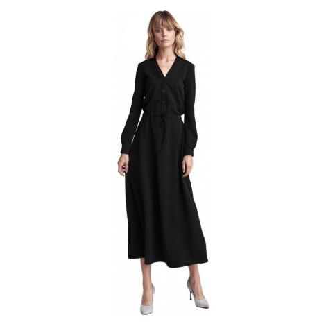 Sukienka za pół łydki Colett