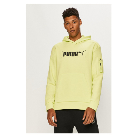 Męskie sportowe bluzy nierozpinane Puma