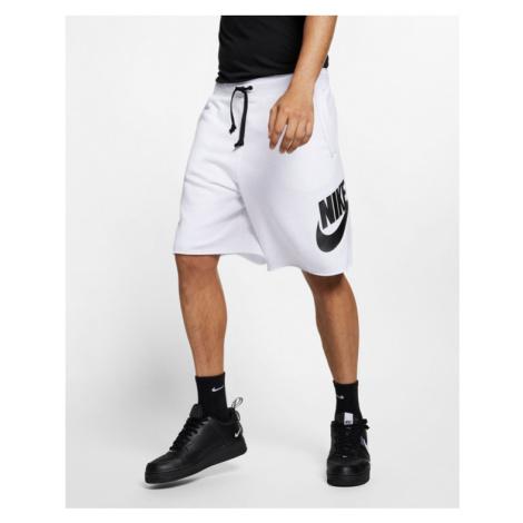 Nike Sportswear Szorty Biały