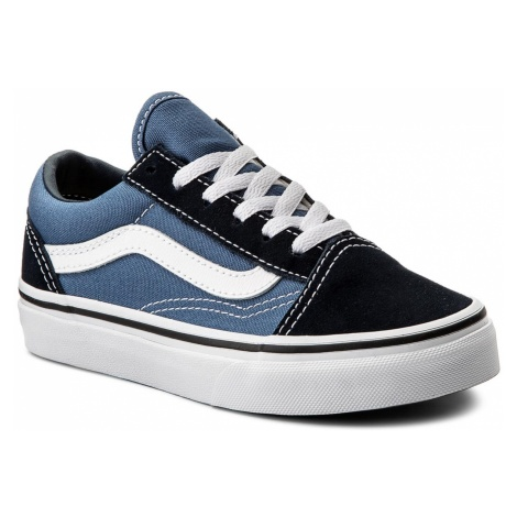 Tenisówki VANS - Old Skool VN000W9TNWD Navy/True White