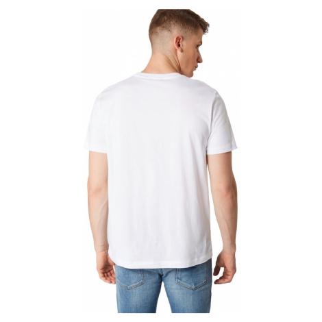 DIESEL Koszulka 'BMOWT-JUST-B ' niebieski / biały