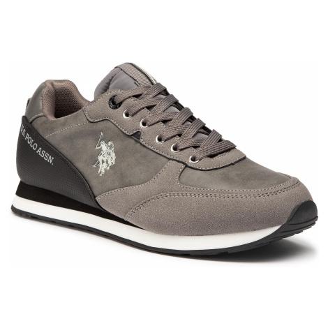 Sneakersy U.S. POLO ASSN. - Bryson1 WILYS4123S0/YN1 Ash/Blk