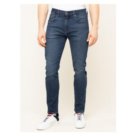 Levi's® Jeansy 512™ 28833-0405 Granatowy Slim Taper Fit Levi´s