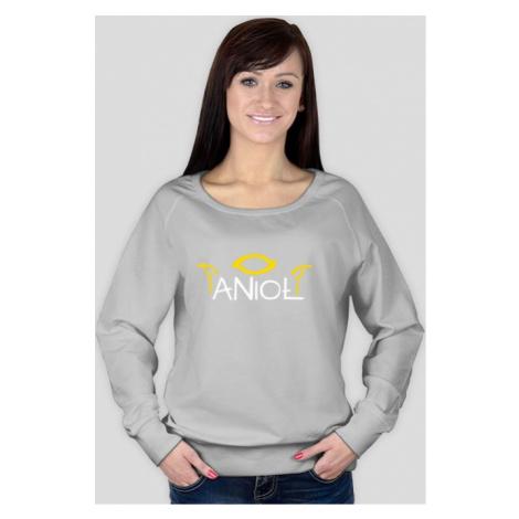 Bluza damska - anioł