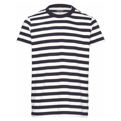 ESPRIT Koszulka granatowy / biały