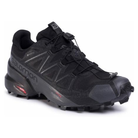 Buty SALOMON - Speedcross 5 Gtx GORE-TEX 407953 27 V0 Black/Black/Phantom