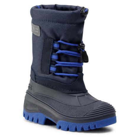 Śniegowce CMP - Ahto Wp 3Q49574K B.Blue/Royal 36NF