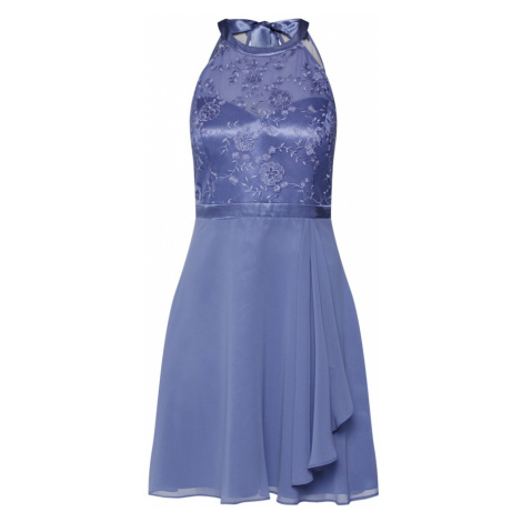 Vera Mont Sukienka koktajlowa ciemny niebieski / królewski błękit