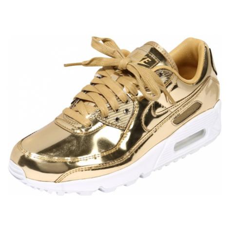 Nike Sportswear Trampki niskie złoty