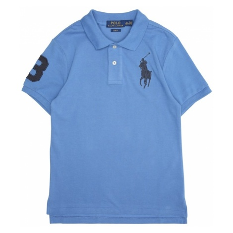 POLO RALPH LAUREN Koszulka niebieski