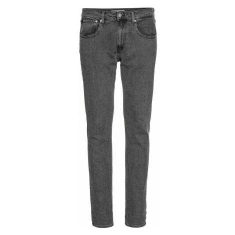 Calvin Klein Jeans Jeansy 'CKJ 055 MODERN TAPER' szary denim