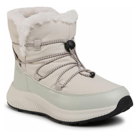 Śniegowce CMP - Sheratan Lifestyle Shoes Wp 30Q4576 Gesso A426