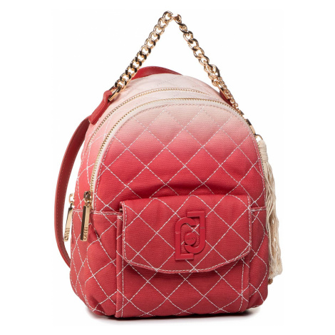Plecak LIU JO - S Backpack NA0087 T6432 Feel Rouge 91757