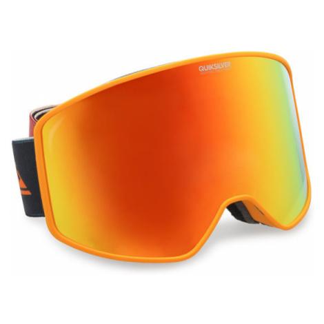 Quiksilver Gogle Storm EQYTG03099 Pomarańczowy