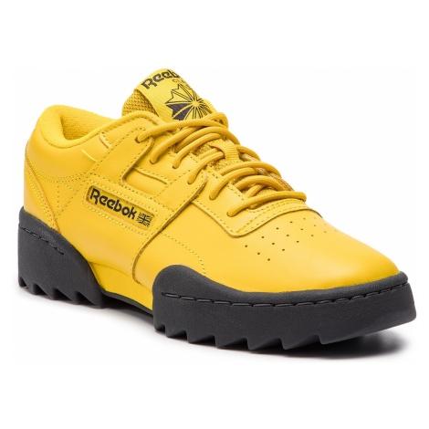 Buty Reebok - Workout Ripple Og DV3757 Urban Yellow/True Gr