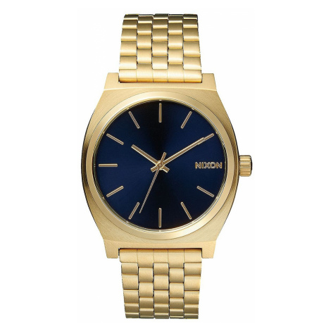 zegarek Nixon Time Teller - All Light Gold/Cobalt