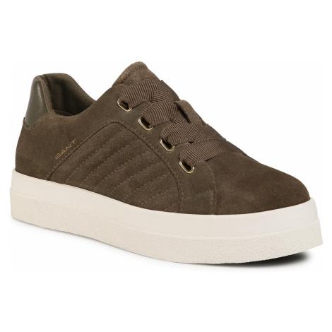 Sneakersy GANT - Avona 21533832 Dark Olive G710
