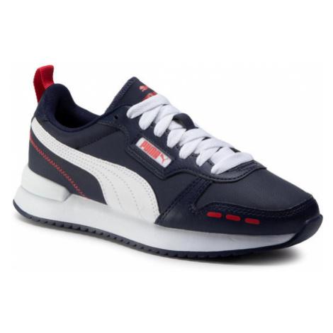Puma Sneakersy R78 Sl Jr 374428 03 Granatowy
