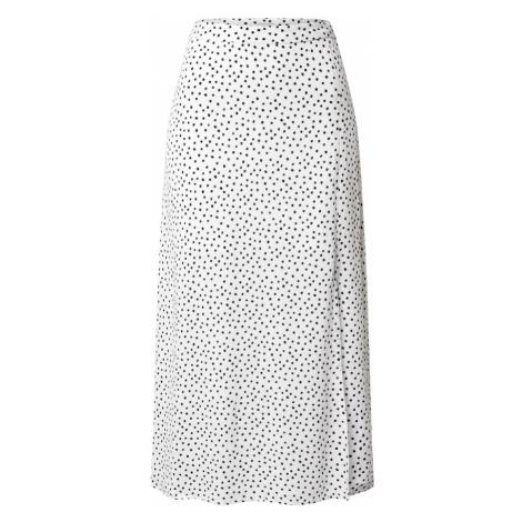 Pimkie Spódnica 'Kassiope' biały / czarny