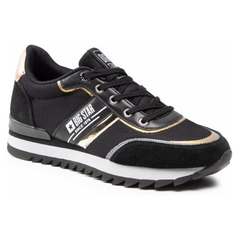 Sneakersy BIG STAR - HH274272 Black