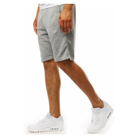 Gray men's sweatpants SX1049 DStreet