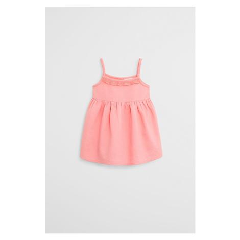 Mango Kids - Sukienka dziecięca Linda 80-104 cm