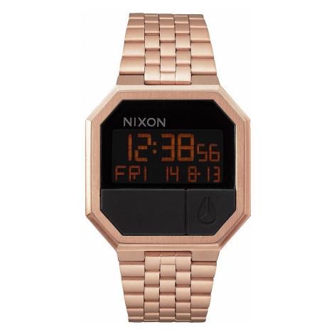 zegarek Nixon Re-Run - All Rose Gold