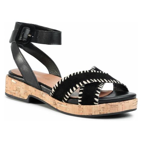 Sandały TAMARIS - 1-28265-34 Black 001