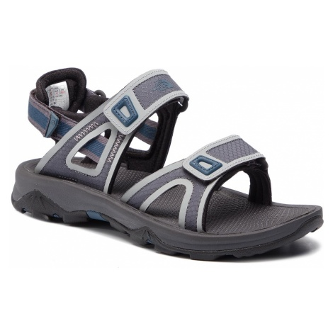 Sandały THE NORTH FACE - Hedgehog Sandal II T0CC3DCIZ Blackened Pearl/Shady Blue