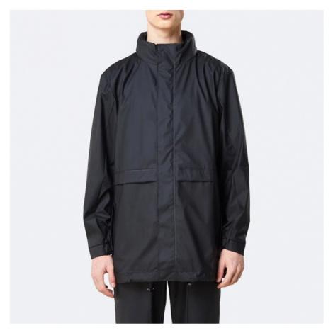 Płaszcz Rains Tracksuit Jacket 1262 BLACK