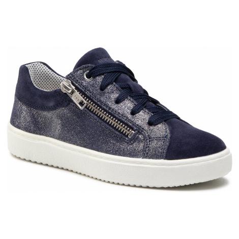 Sneakersy SUPERFIT - 1-606489-8010 S Blau