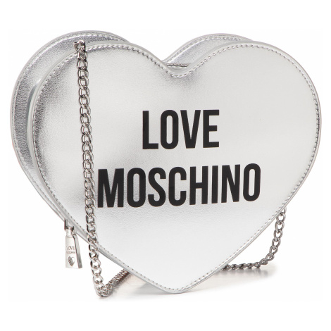 Torebka LOVE MOSCHINO - JC4221PP0AKD0902 Argento