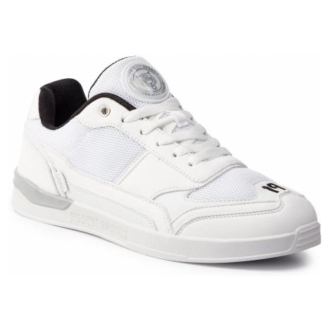 Sneakersy PLEIN SPORT - Runner Original P19S MSC2031 STE003N White 01