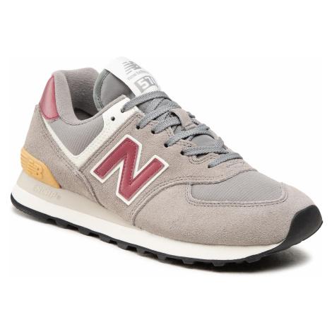 Sneakersy NEW BALANCE - ML574ME2 Szary
