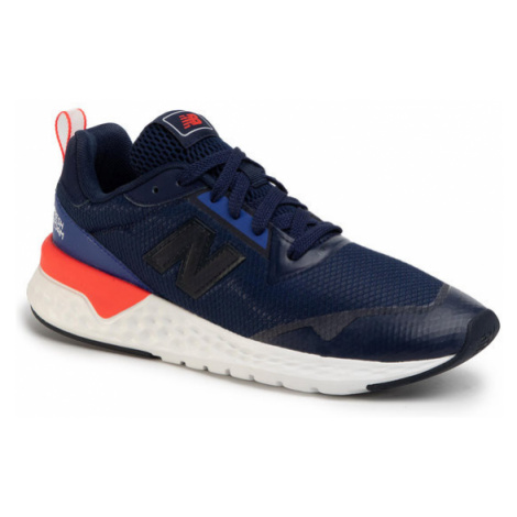 New Balance Sneakersy MS515RD2 Granatowy
