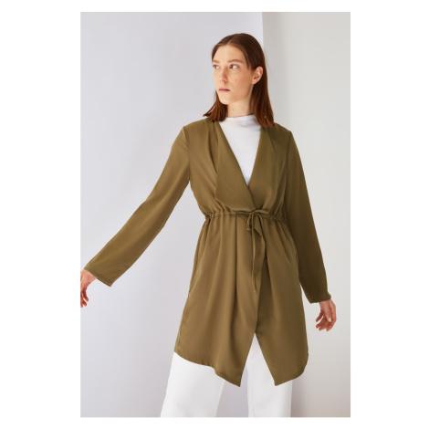 Damskie płaszcze Trendyol