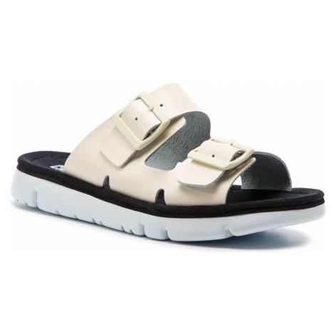 Klapki CAMPER - Oruga Sandal K200633-003 Beige