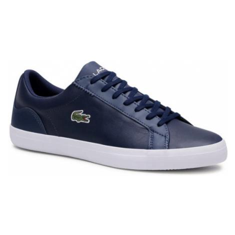 Lacoste Sneakersy Lerond 0120 1 Cma 7-40CMA0027092 Granatowy