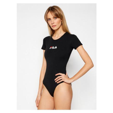 Fila Body Yuliana 688782 Czarny Slim Fit