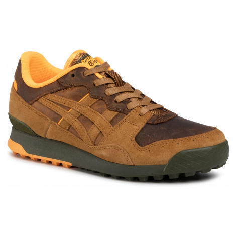 Sneakersy ONITSUKA TIGER - Tiger Horizonia 1183A952 Brown Storm/Tan Presidio 200