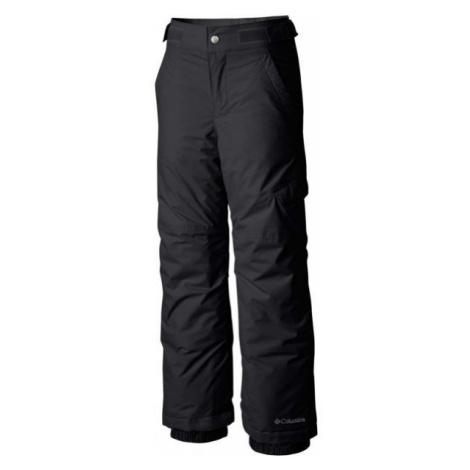 Columbia ICE SLOPE II PANT czarny L - Spodnie narciarskie chłopięce
