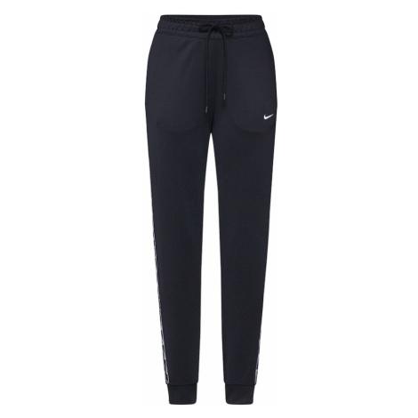 Nike Sportswear Spodnie 'W NSW JOGGER LOGO TAPE' czarny
