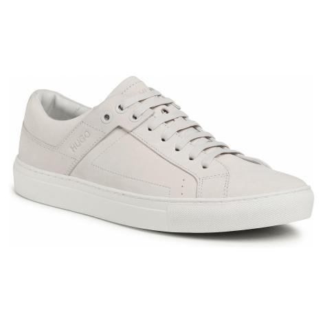 Sneakersy HUGO - Futurism 50433518 10214589 01 Light/Pastel Grey 050 Hugo Boss