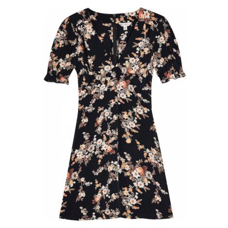 Miss Selfridge Sukienka 'DITSY TEA DRESS' mieszane kolory / czarny