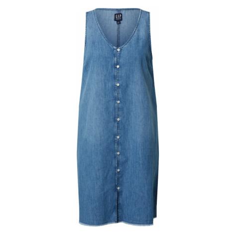 GAP Sukienka niebieski denim