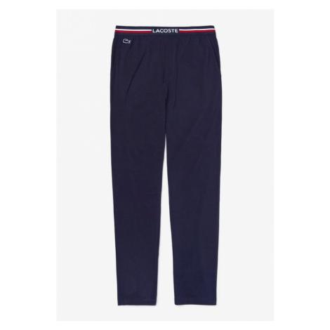 LACOSTE Spodnie od piżamy granatowy
