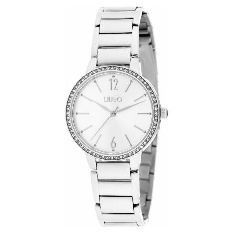 Liu Jo Circle Clair Zegarek Srebrny