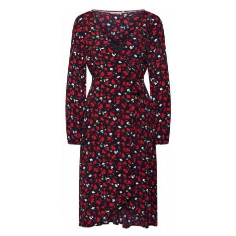 Tommy Jeans Letnia sukienka jabłko / czerwony / czarny / biały Tommy Hilfiger