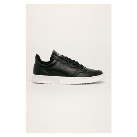 Adidas Originals - Buty skórzane Supercourt