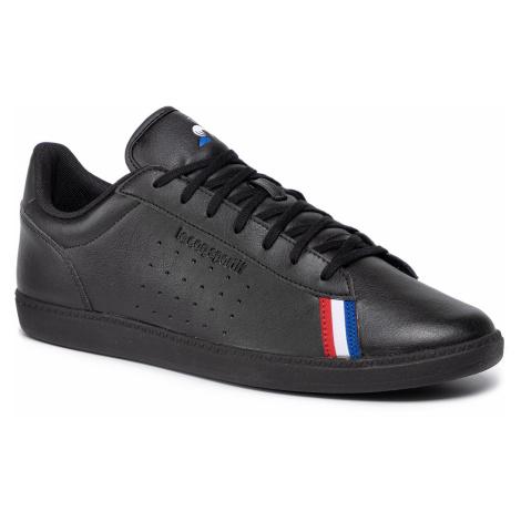 Sneakersy LE COQ SPORTIF - Courtstar Sport 1920100 Triple Black